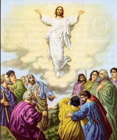 Jeudi de l 39 ascension textes du jour - Jeudi de l ascension 2018 ...